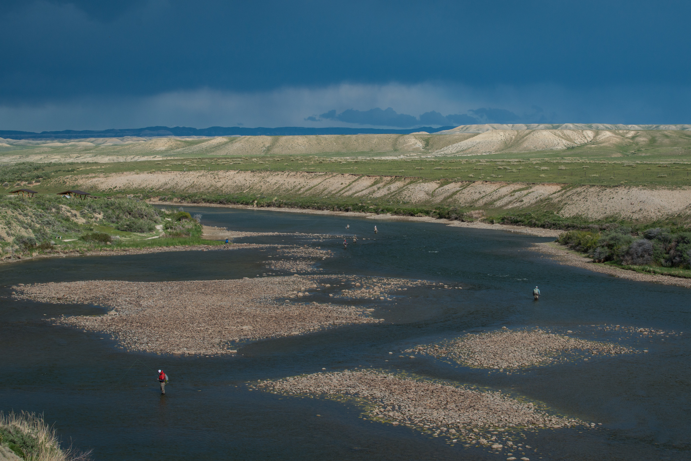 Grey Reef section of the North Platte
